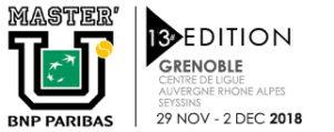 Master'U BNP Paribas @ Centre de Ligue Auvergne Rhône-Alpes de tennis | Seyssins | Auvergne-Rhône-Alpes | France