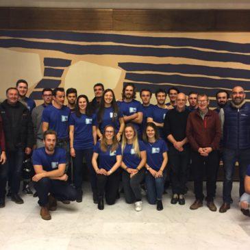 Ski : 8e saison pour le Team France U – BP AURA