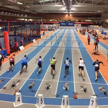 Les résultats du championnat AURA d'athlétisme indoor