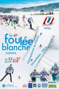 Championnat de France Universitaire de ski nordique @ Autrans | Méaudre | Auvergne-Rhône-Alpes | France