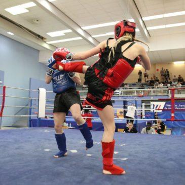 Championnat de Kick-Boxing et Muaythai
