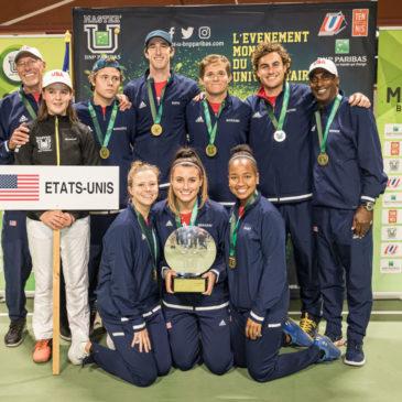 Les États-Unis champions du 14ème Master'U