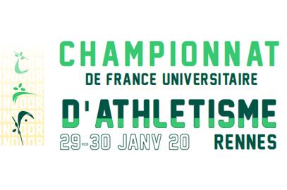 Nos athlètes aux CFU de Rennes