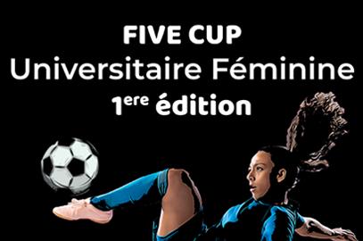 Five Cup Féminin !