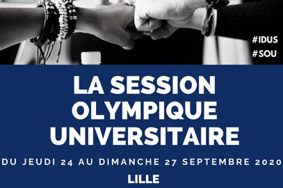 Inscriptions à la Session Olympique Universitaire