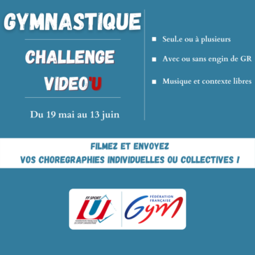Challenge Gym Rythmique