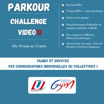 Challenge Parkour